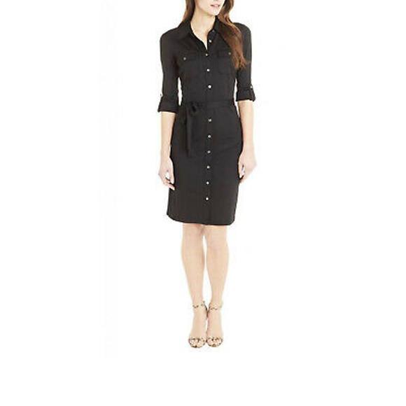 J. McLaughlin XS Gilchrist Catalina Cloth Dress